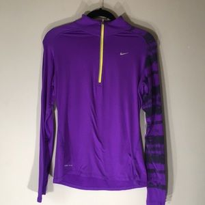 Nuke Dri Fit pullover size medium